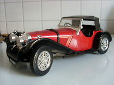 Bburago Jaguar SS 100 1937  1:18 ohne OVP