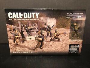 Megablocks Call of Duty Platoon Patrol