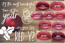 LIPSENSE SENEGENCE 60 Lip Colors,Gloss,Authentic FULL SIZE NEW  Holiday fun!