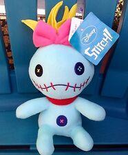 "New Nwt Disney Lilo And Stitch 10"" Scrump Plush Stuffed Doll Figure Soft Toy"