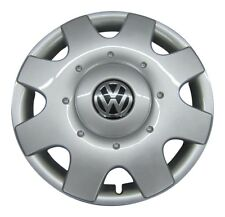 4x original VW Tapacubos rueda parabrisas Kit 16 pulgadas VW SEAT SKODA #9