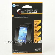 Zagg Invisible Shield Full Body Screen Protector Guard for Samsung Galaxy S4 NEW