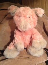 Heritage Collection By Ganz Pink Pig Plush Stuffed Animal Cecil