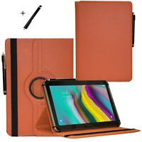 Schutzhülle für Archos 101f Neon Tasche Cover Tablet - 10.1 Zoll 360° Orange