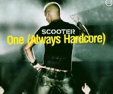 SCOOTER ONE (always Hardcore; 2005) [Maxi-CD]