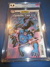 Fantastic Four #21 Wolverine CGC 9.8 NM/M X-men Gorgeous gem Wolverine Wow