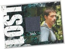Lost Archives - Matthew Fox - Jack Shephard T-Shirt Pieceworks/Costume Card #167