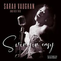 Sarah Vaughan - Swingin Easy / Birdland Broadcast [New Vinyl LP] Holland - Impor