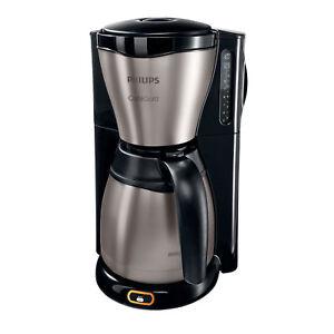 Philips HD7548/20 Gaia Therm Kaffeemaschine Filterkaffeemaschine mit Thermokanne