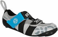 Bont Riot TR+ Triathlon Shoe Pearl White/Black EU 39 / US 6