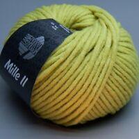 Lana Grossa Mille II 061 acacia 50g Wolle (7.00 EUR pro 100 g)