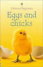 Eggs and Chicks (Usborne Beginners) by Patchett, Fiona