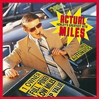 Don Henley Actual miles-Greatest hits (1982-95) [CD]