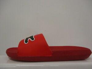 """Lacoste Croco 120 Slides Mens UK 11 US 12 EUR 46 Ref.F1461"""""""