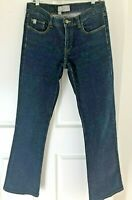 Jag Women's Stretch Bootcut Leg Blue Denim Jeans size 10