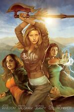 Buffy the Vampire Slayer Season 8 Library Edition Volume 1, Jeanty, Georges, Ver