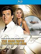 JAMES BOND 007 THE MAN WITH THE GOLDEN GUN BLURAY NEW SEALED ROGER MOORE