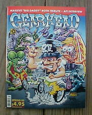 2005 Ed Big Daddy Roth Rat Fink Magazine Tribute Photos Articles Advetisments