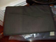 NIP Calvin Klein Home Charcoal Gray King Flat Sheet