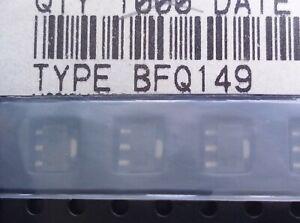[5 pcs] Philips BFQ149  RF PNP Transistors fT=5GHz SMD SOT89