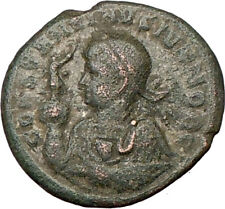 CONSTANTINE II Jr. Constantine I the Great son Ancient Roman Coin ALTAR  i19271