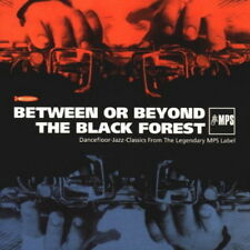Between or beyond the Black Forest Jazz Classics from Legendary MPS LABEL CD