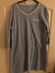 Croft & Barrow Sleepshirt XL