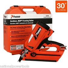 paslode cordless framing nailer manual