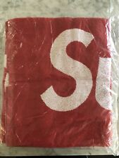 Supreme Red Beach Towel S/S 12