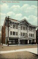 Salem MA Empire Theatre c1910 Postcard