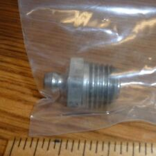 AVIATION MS15003-1 / AS15003-1P /1610-AS STRAIGHT GREASE FITTING 1/4-NPT THREAD