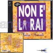 """""""NON E' LA RAI GRAN FINALE"""" RARO 2 CD SIGILLATO - AMBRA ANGIOLINI"""