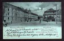 101745 AK Pressburg Pozsony Bratislava Grassalkowics Platz 1899 Slowakei