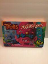 Trolls Operation Board Game -New Hasbro Game