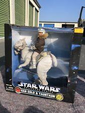 Hasbro Star Wars The Black Series Han Solo and Tauntaun Action Figure