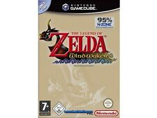 # zelda: the wind waker (allemand) Nintendo GameCube jeu // GC & wii-top #