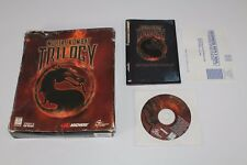 Mortal Kombat Trilogy (PC) inkl. Windows Vista/7/10 Start CD -FSK 18