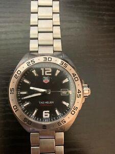 TAG Heuer Formula 1 Men's Black Watch - BROKEN