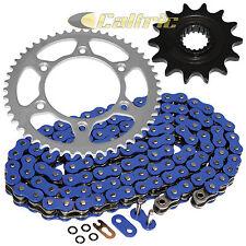Blue O-Ring Drive Chain & Sprockets Kit Fits SUZUKI RM-Z450 RMZ450 2005-2007