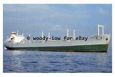 mc4608 - Chinese Cargo Ship - Hua Hai ex Silksworth - photograph