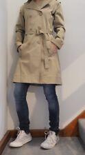 Patrizia Pepe New Trench Coat - Size 10