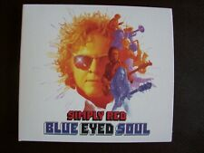 Simply Red - Blue Eyed Soul CD - Signed Edition....Brand New