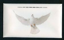 Weeda Canada 1812-14 Sealed set of 3 FDCs, Millennium Keepsake issue CV $6.50