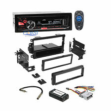 JVC Car Radio Stereo Dash Kit Interface Wiring Harness for 2000-up GM Chevrolet
