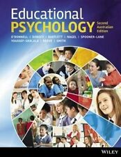 Educational Psychology Second Australian Edition (2nd Ed.)  by O'Donnell, Dobozy