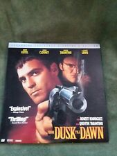 From Dusk Till Dawn Exclusive Letterbox Director's Edition Laser Disc