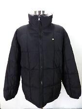Mens LACOSTE Padded Coat, Jacket, Size XL, Black coat NDR447