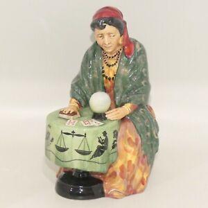 scarce Royal Doulton character figure Fortune Teller HN2159 Harradine UK Made