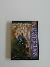 Neil Gresham Masterclass Part 1:Technique & Training DVD climbing