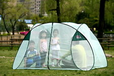 4-5 Person Free Standing Mosquito Net Insect TNET  Camping Terrace Garden  Tent